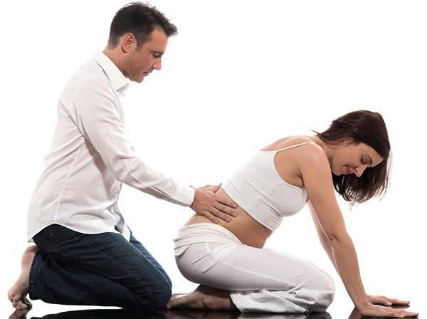 妊婦感じる腰